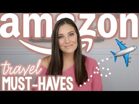 AMAZON MUST-HAVES - TRAVEL FAVORITES | Sarah Brithinee