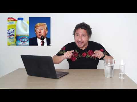 Jerónimo Centurión - Ansiedades virales - ¿Cuánto de Trump y su Covid19 es show?