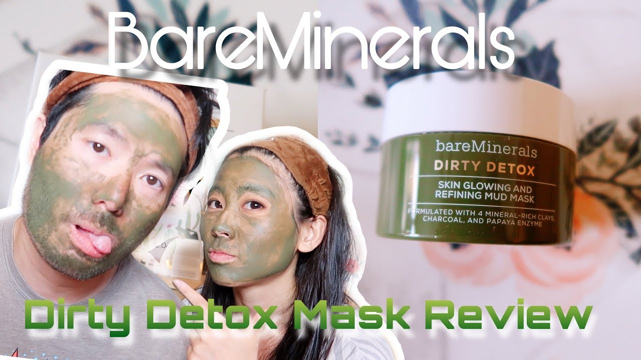 Dirty Detox Skin Glowing & Refining Mud Mask by bareMinerals #12