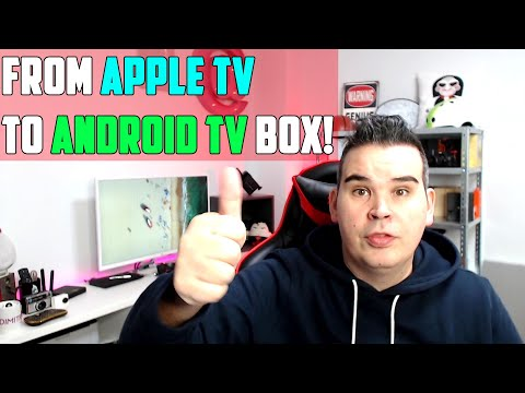 Get The Best Apple TV Feature On Android TV And Android TV Box
