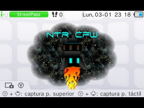 How to Install NTR CFW  ( 3DS/2DS/N3DS)