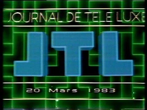RTL: JTL + pub (20 mars 1983)