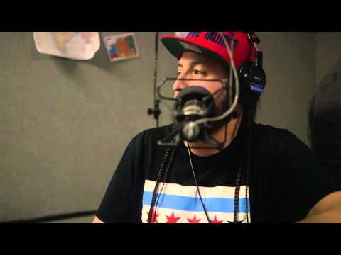 Baltimore Uprising and Rebel Diaz live at Boogie Mics