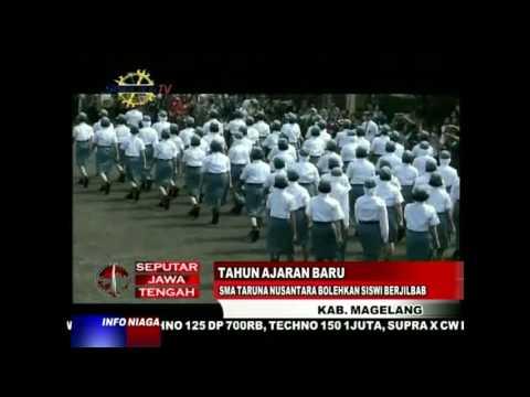 SMA Taruna Nusantara Bolehkan Siswi Berjilbab thumbnail