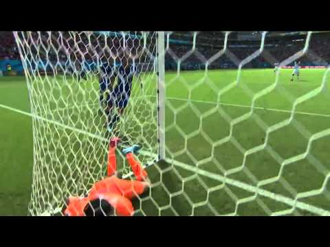 Costa Rica 1 x 0 Itália - Copa do Mundo 2014 | HD