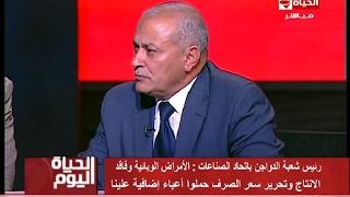 بالفيديو.. شعبة الدواجن: لم نتفق مع الحكومة سابقا على تثبيت السعر