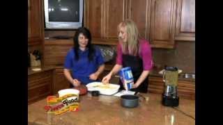 Fiesta Foods Sizzling Recipe: Seafood Enchiladas - Part 2