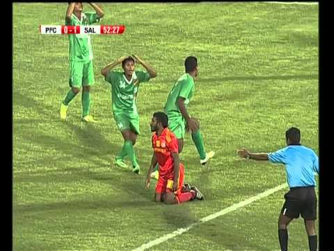 Pune FC vs Salgaocar FC Match Highlights -- April 4, 2014 [1-2]