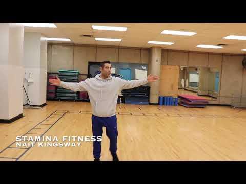 Stamina Fitness Kickboxing training