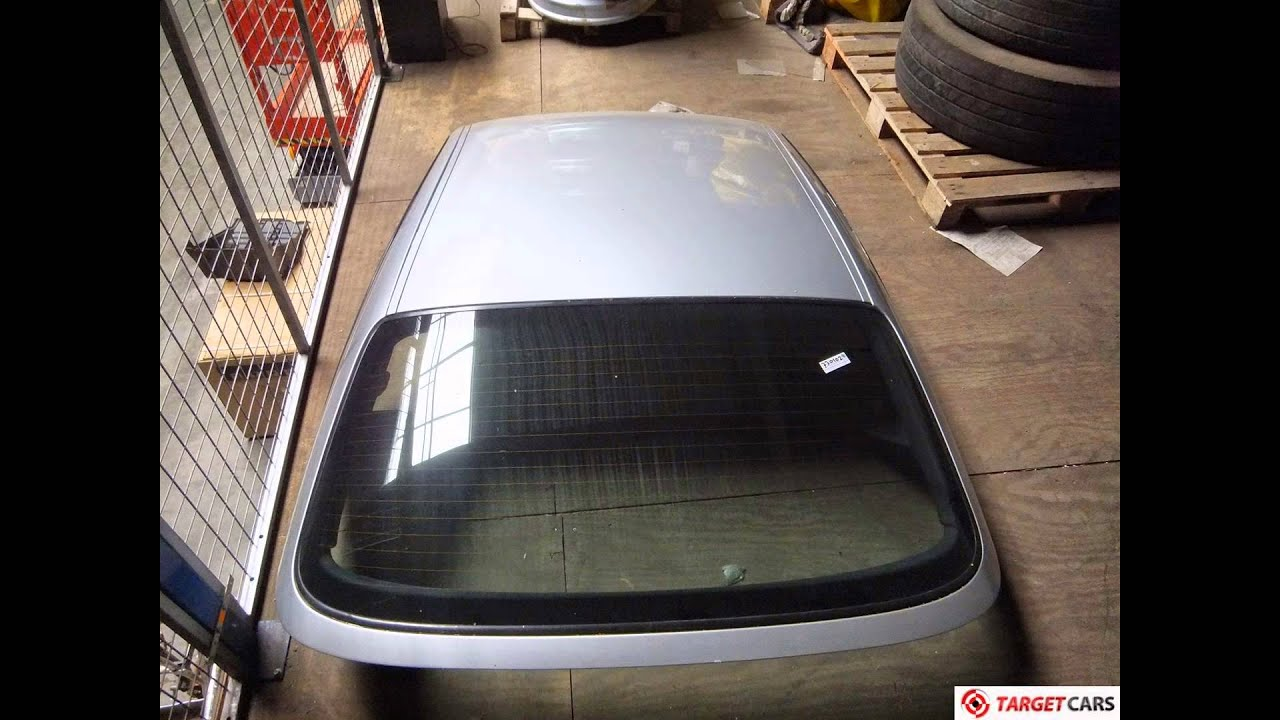 730102 Bmw 3 Series E46 Hardtop Silver 2001 2006