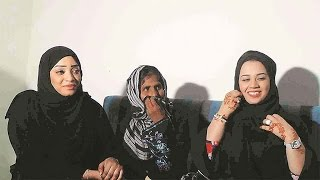 Two UAE women reunite with Hyderabadi mother after 28 years due to efforts of V Satyanarayana IPS