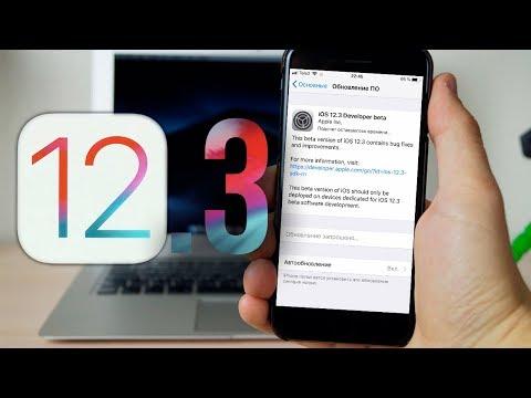 ОБЗОР iOS 12.3 beta 1   Что нового в iOS 12.3 и стоит ли устанавливать на iPhone и iPad