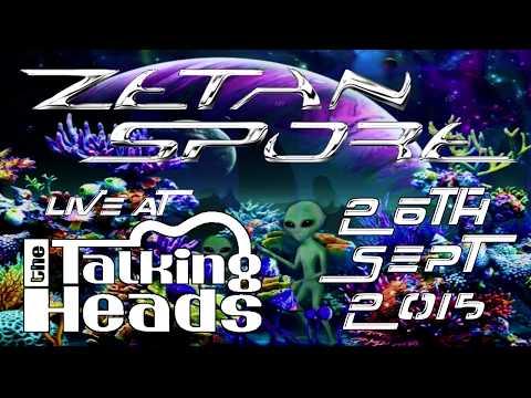 Zetan Spore Live @ Talking Heads, Southampton 2015-09-26