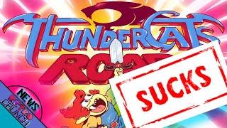 Thundercats Roar Is TRASH!
