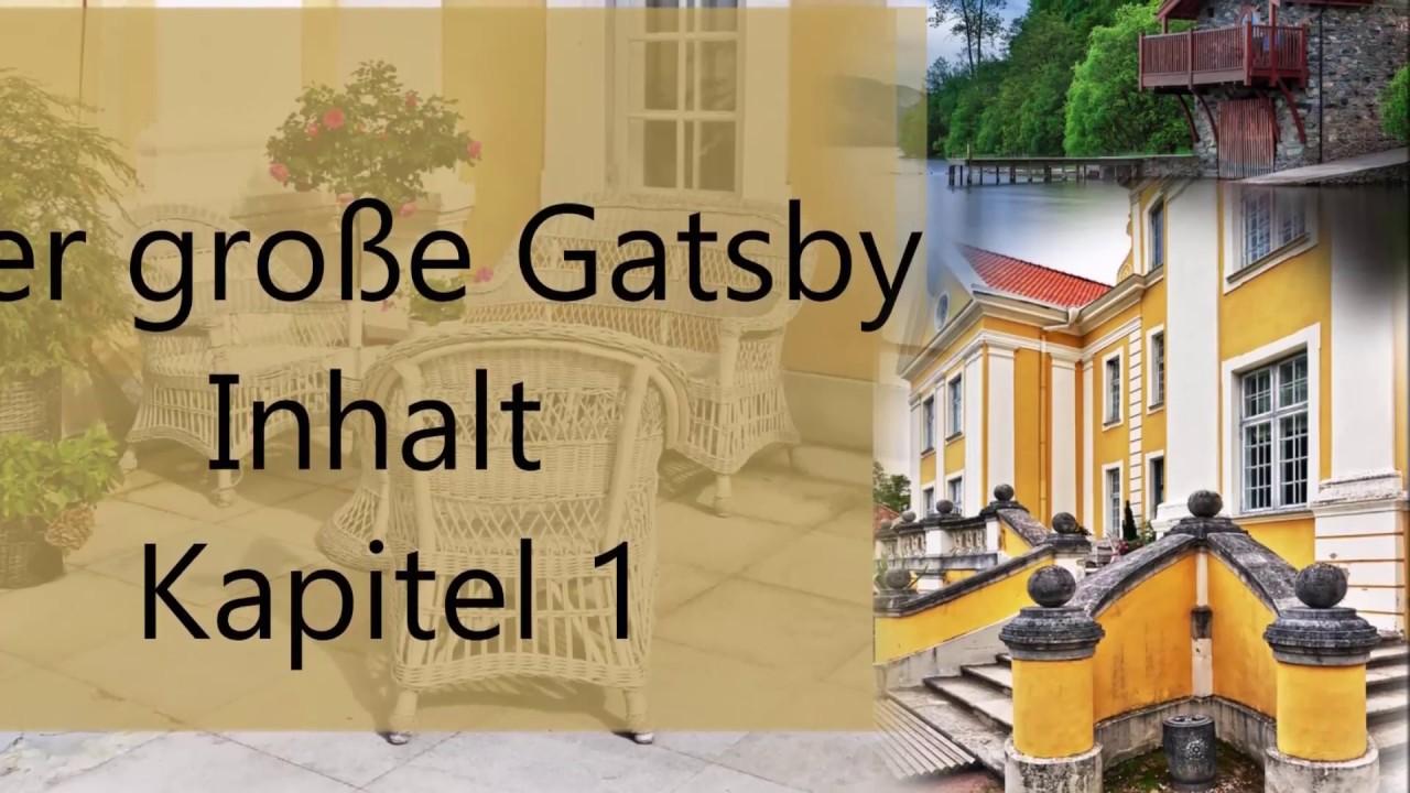 Der Große Gatsby Inhalt
