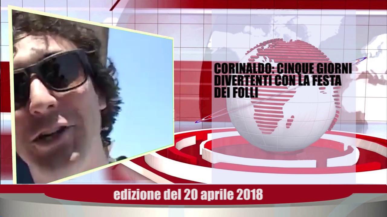 Velluto Notizie Web Tv Senigallia Ed  20 04 2018