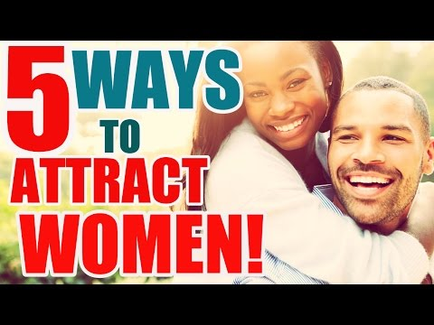 5 New Ways To Attract Women When You Talk To Them - How To Talk To A Girl And Get Her To Like You!