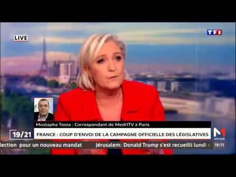 Medi1TV Medi 1 TV Mustapha Tossa 22 mai 22 05 2017