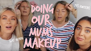 TURNING OUR MUMS INTO US! tehe | Sophia and Cinzia