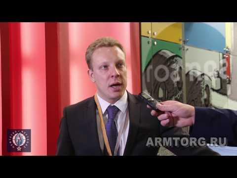 САМСОН Контролс. Интервью с тех.директором Логиновым А. М. на выставке НЕФТЕГАЗ-2017 для Armtorg.ru