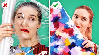ART IS COOL ! 7 Beautiful Painting Ideas & Other DIY Art Ideas by Crafty Panda