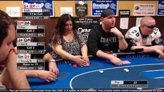 Windy City Poker Live 1/2 Game April 4