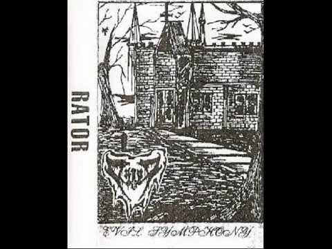 Rator - Death Metal Warrior ( Death/Black Metal from Malaysia)