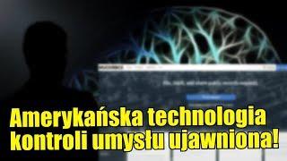 Amerykański rząd przypadkowo opublikował dokumenty dotyczące tajnej broni psycho-elektronicznej
