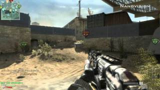 Call of Duty: Modern Warfare 3 Multiplayer Gameplay + Commentary Dome 51-14 meine Lieblnigsmaps