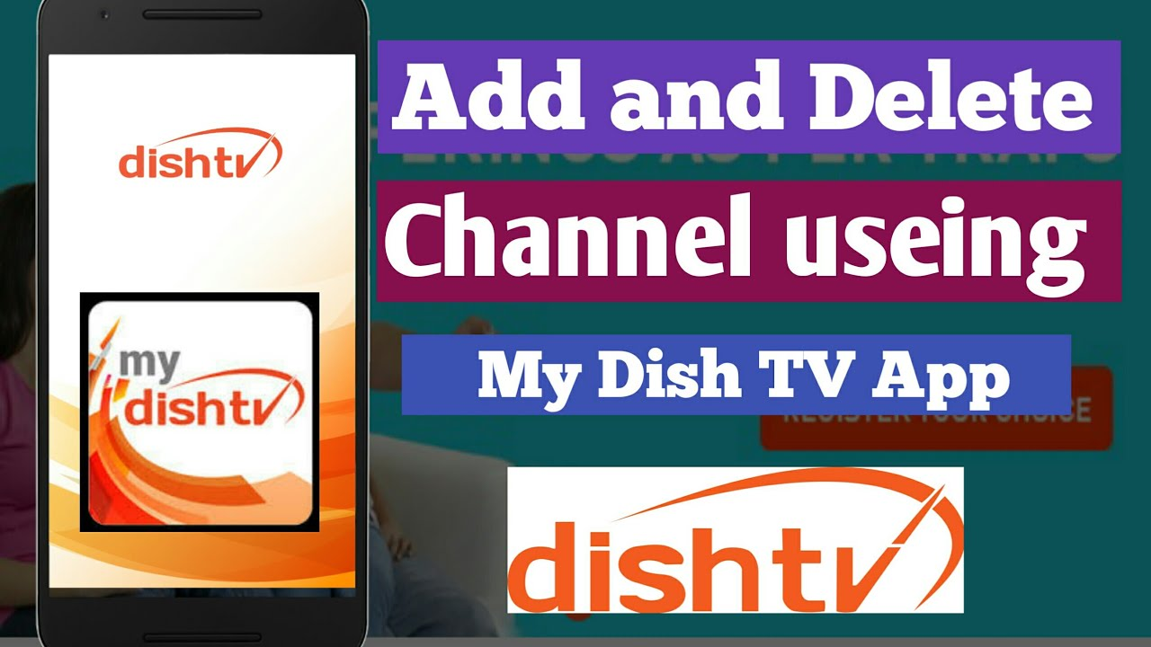 dish tv channel delete kaise kare || dish tv channel add online