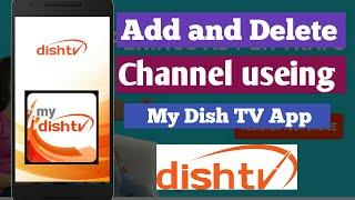 dish tv channel delete kaise kare || dish tv channel add online screenshot 3