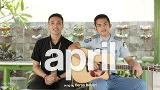 Gambar cover Fiersa Besari - April (Cover) Nauval Tama ft. Bagus Ardi