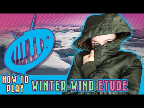Chopin's Winter Wind Etude