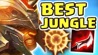 YOU TOO CAN BE CHALLENGER | THE BEST JUNGLER EVER | FULL AD XIN ZHAO JUNGLE | HE EXPLODED Nightblue3