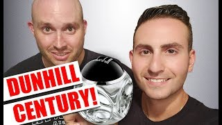 Alfred Dunhill Century Cologne / Fragrance Review