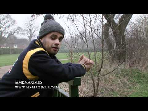 FREEZ RECORDS PRESENTS 'BIG'  BEHIND THE SCENCE - MK MAXIMUS