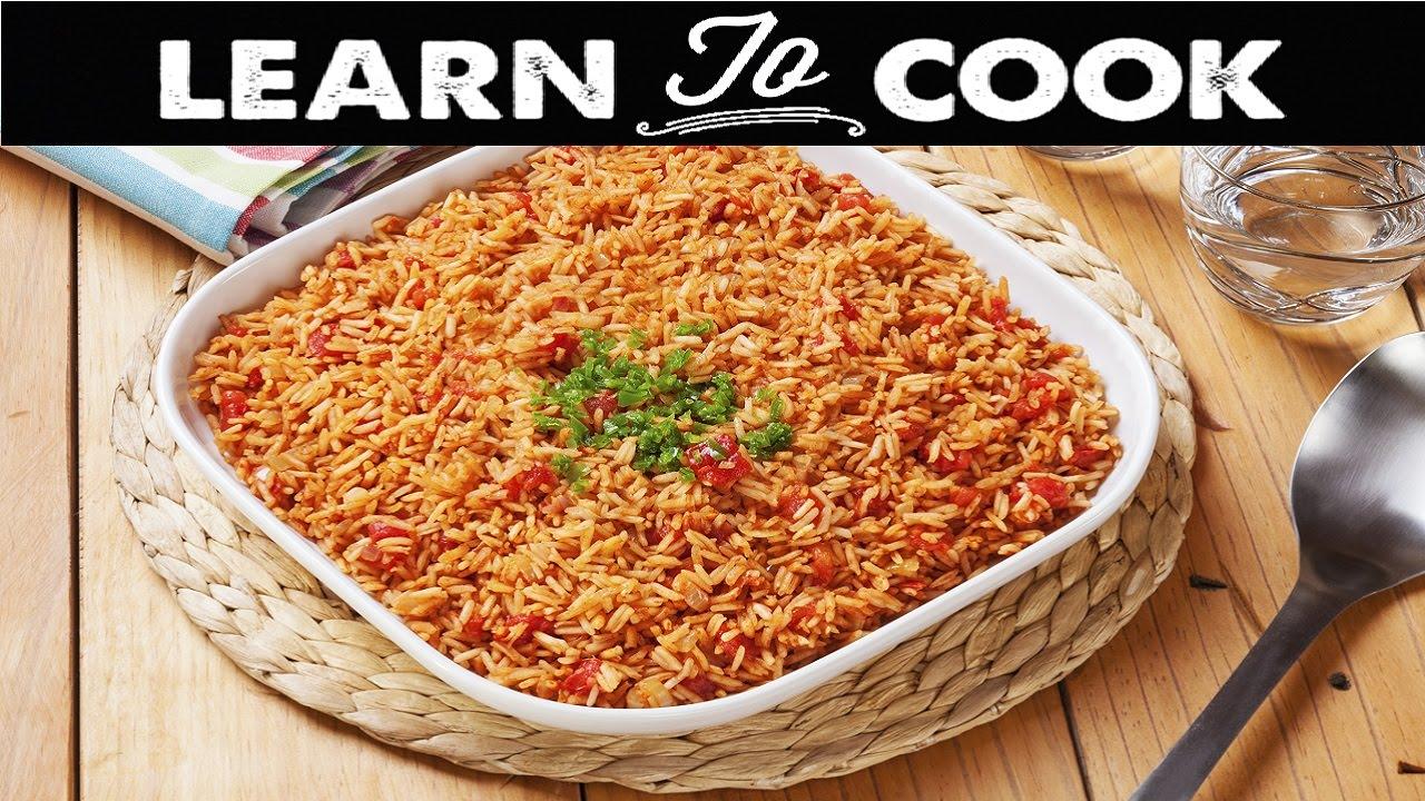 How to make spanish rice youtube ccuart Choice Image