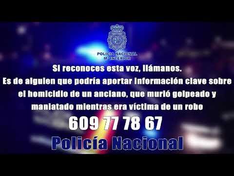 La Policía solicita colaboración para identificar un audio anónimo sobre un homicidio en Santander