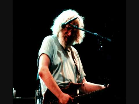 Jerry Garcia haunting solo from '95