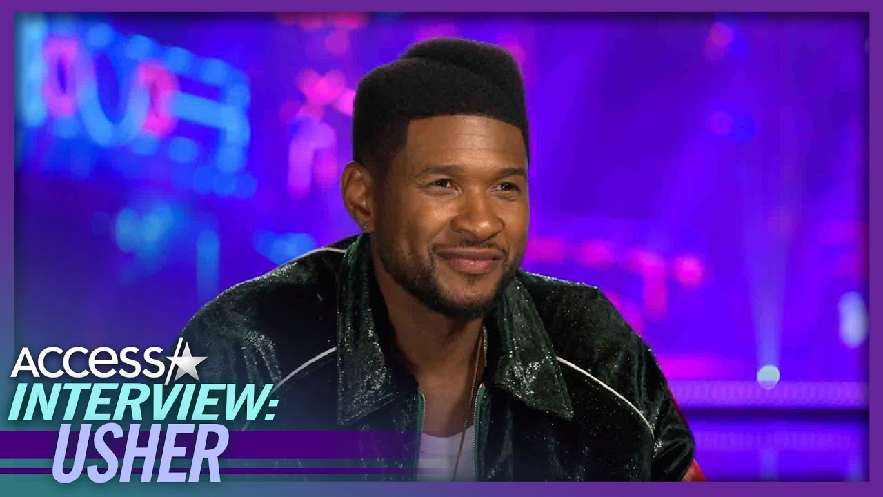 Usher Reveals How Sons Reacted To Baby No. 4 News
