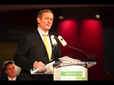 Irish Government launches Innovation 2020 plan
