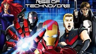 Homem De Ferro A Batlha Contra Ezekiel Stane 2013 Animação Trailer Dublado
