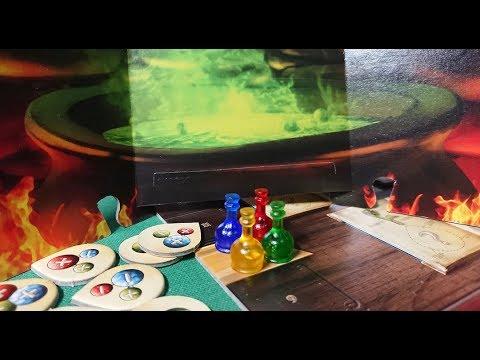 [66-2 Alchemists] Правила и как играть в настольную игру Алхимики (Alchemists)