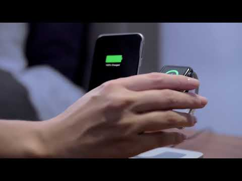Док-станция Belkin Valet Charge Dock для Apple Watch и IPhone