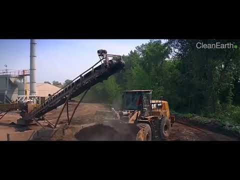 Contaminated Soil Recycling Solutions | Clean Earth