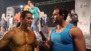 """Entrevista a Julian Gonzalez """"Yakko"""" quien ganó su carnet Pro en la..."""
