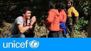 """Orlando Bloom: """"There is no moment to lose"""" 