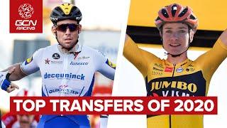 Top 14 Pro Cycling Transfers For The 2021 Racing Season screenshot 4