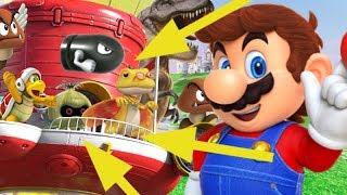 Mario's Ark, The Mario Odyssey DOOMSDAY Challenge! (Part 1)