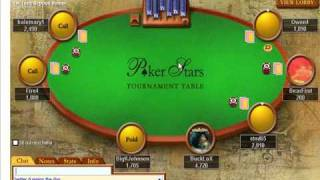 Poker Lesson #3 - Isolate with your Monsters